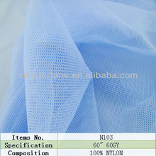 Nylon Spandex Fabric ,100% Nylon