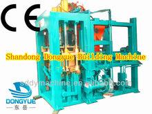 QT6-15B 2012 hot sale block brick molding machine be slod saudi arabia