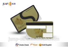 name card printing made of pvc material