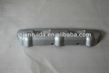 nissan x-trail aluminum rear skid plate(redesigned 2012)