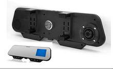H.264 HD 1080p G-sensor Car Mirror Camera Video DVR Recorder+ Bluetooth