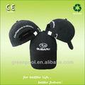 6 painel esportes 100% algodão tênis cap com bordados