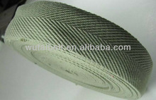 High Quality Herringbone Webbing Strap with polyester or cotton material