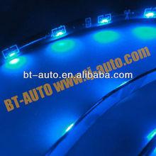 2013 HOT SMD LED Auto Strip Water Flow BTLS-60CM/44SMD3528 Six Colors