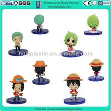 one piece anime pvc figure;custom pvc anime figure,festival use anime figure for promotion