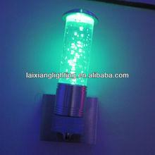 guzhen green recessed modern room lighting wall decoration