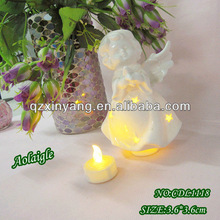 Elegant Christmas Party Candle Decorations