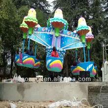 China amusement happy jellyfish a adventure play equipment