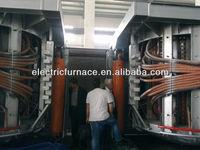 metal melting furnaces 50T melting furnace