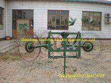 grass tedder hay rake for tractor