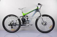 2013 new mountain e bike Elektro-Fahrrad E-Bike Pedelec 250W electric bicycle