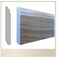 Laminate waterproof floor skirting 80mm baseboard