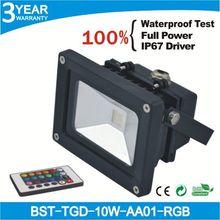 Focus Industries 110-265v Directional Flood Light portable remote area led flood light