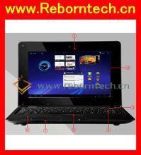 10 inch via wm8850 low price mini laptop
