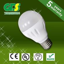CE-EMC/LVD fluorescent lamp switch bulb