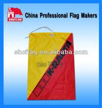 custom design size shape national safety flag