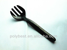 PS Disposable plastic cutlery, serving fork ,19g