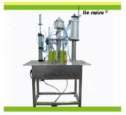 hot sale plastic spray caps aerosol filling machine