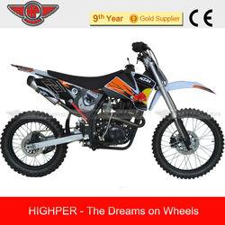 Practically 150cc 200cc 250cc Moto Bicycle Dirt Bike with CE