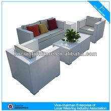 HK-hotel outdoor wicker sofa set 6420