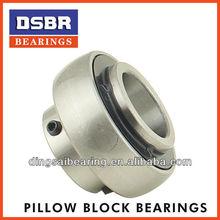 China DSBR Bearing Factory Radial Insert Ball Bearing UK 215