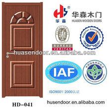 indian wood veneer mdf doors picture