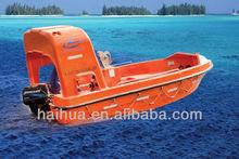G.R.P rescue boat