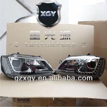 Auto Hid xenon Headlamp kits for New VW Jetta Sagitar