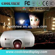 high brightness 10000 lumens projector hd 1080p Full HD DVI input