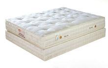 tempered bedroom set and beding set spring mattress M-47