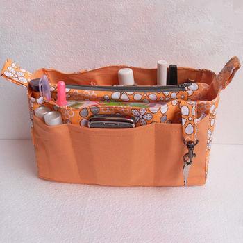 High-quality hanging toiletry travel bag organizer