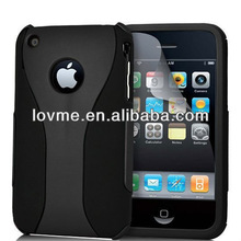 case for Exclusive Quality And Stylish Apple Iphone 3gs / 3g Dual Layer Hard Hybrid Armour case cover