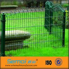 Portable Flower Decorative Wooden Garden Border Fence