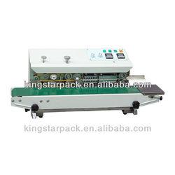 DBF-900W plastic film sealer for meat