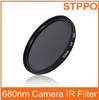 STPPO 77mm 680nm camera infrared pass filter infrared camera filter