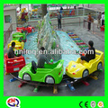 emocionante y atractiva para los juegos de los parques de juego eléctrico del coche