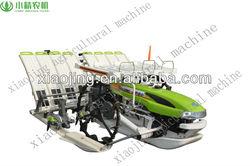 8 row 180mm row pitch with yamaha engine rice transplanter