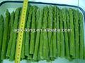 venta caliente espárrago verde congelado
