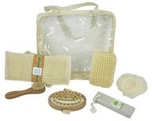 Bath shower spa gift set bathroom accessory