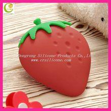 Good promotion silicone unique designed promotion silicone key bag,key bag silicone 2013