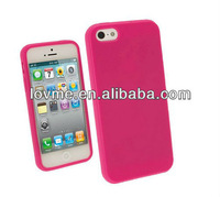 soft gel skin case for iphone 5 4/4s 5s mobile phone case