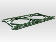 types of steel trusses