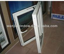 upvc sash window sash lock window foshan factory