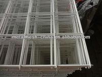 high quality low price good reputation gi welding wire mesh panel
