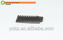 Plastic Disposable Straight Combs For Hotel and Travel