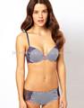 mais recente moda feminina laço lingerie sets