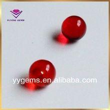 Good cz crystal beaded decorative balls