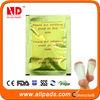 China herbal detox foot pad for health
