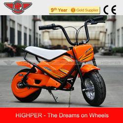 250W 24V Electric Mini Motorcycle For Kids (HP108E-B)