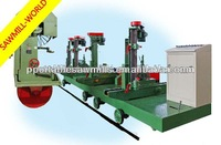 MJ3212 automatic log carriage vertical band cutting saw machine